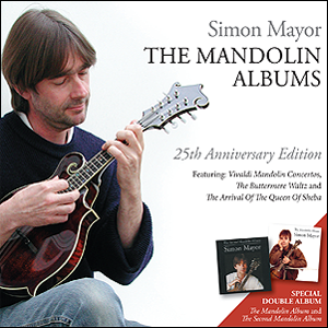 25th Anniversary Double CD - The Mandolin Albums