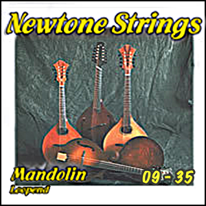 Newtone Mandolin Strings 09-35