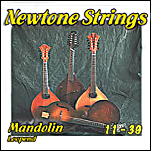 Newtone Mandolin Strings 11-39